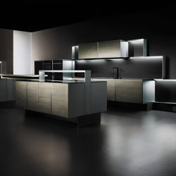 P´7340 Design by Studio F. A. Porsche | Fitted kitchens | Poggenpohl