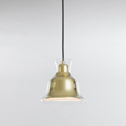 Salute P Bell R Pendant Lamp | Suspended lights | SEEDDESIGN