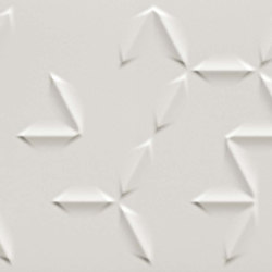3D Flake White Matt 80 | Azulejos de pared | Atlas Concorde