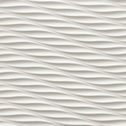 3D Twist White Matt 80 | Azulejos de pared | Atlas Concorde