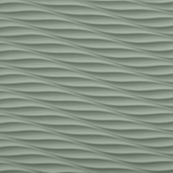 3D Twist Sage Matt 80 | Wall tiles | Atlas Concorde