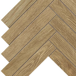 ARBOR Natural Herringbone 36,2x41,2 | Carrelage céramique | Atlas Concorde