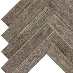 Arbor Grey Herringbone 36,2x41,2 | Piastrelle ceramica | Atlas Concorde