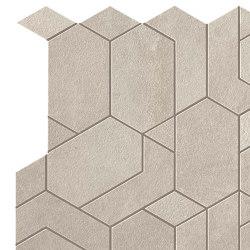 Boost White Mosaico Shapes | Ceramic tiles | Atlas Concorde