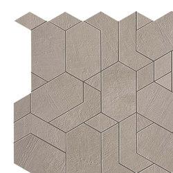 Boost Pearl Mosaico Shapes | Ceramic tiles | Atlas Concorde