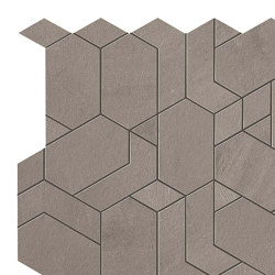 Boost Grey Mosaico Shapes | Ceramic tiles | Atlas Concorde