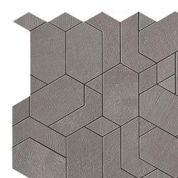 Boost Smoke Mosaico Shapes | Ceramic tiles | Atlas Concorde