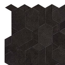 Boost Tarmac Mosaico Shapes | Ceramic tiles | Atlas Concorde
