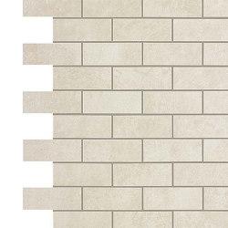 BOOST White Minibrick | Mosaici ceramica | Atlas Concorde