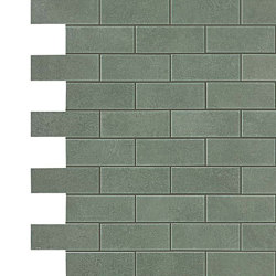 BOOST Sage Minibrick | Ceramic mosaics | Atlas Concorde