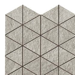 KLIF Silver Triangles | Ceramic mosaics | Atlas Concorde