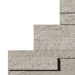 Klif Silver Brick 3D | Carrelage céramique | Atlas Concorde