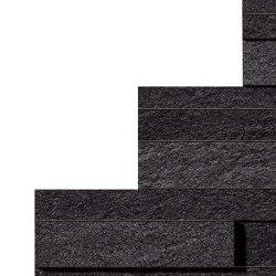 KLIF Dark Brick 3D | Carrelage céramique | Atlas Concorde