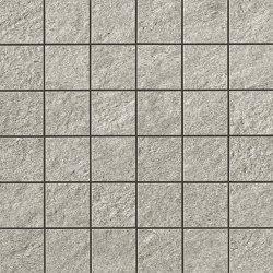 KLIF Silver Mosaico | Ceramic mosaics | Atlas Concorde