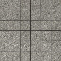 KLIF Grey Mosaico | Mosaïques céramique | Atlas Concorde