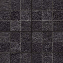 Klif Dark Mosaico | Ceramic flooring | Atlas Concorde
