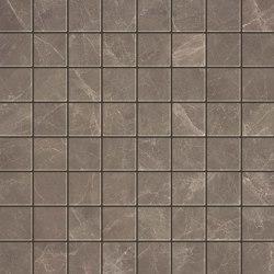 MARVEL Gris Supreme Mosaico | Mosaicos de cerámica | Atlas Concorde