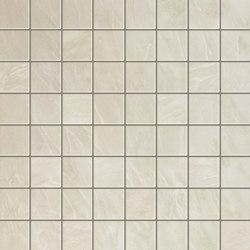 MARVEL Imperial White Mosaico | Mosaicos de cerámica | Atlas Concorde