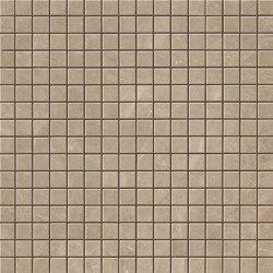 Marvel Elegant Sable Mosaico Lappato | Ceramic mosaics | Atlas Concorde