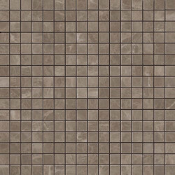 MARVEL Gris Supreme Mosaico Lappato | Mosaicos de cerámica | Atlas Concorde