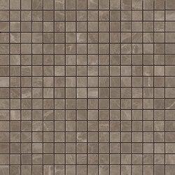 Marvel Gris Supreme Mosaico Lappato | Ceramic mosaics | Atlas Concorde