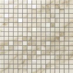 MARVEL Royal Calacatta Mosaico Lappato | Mosaicos de cerámica | Atlas Concorde