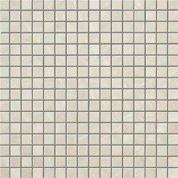 Marvel Imperial White Mosaico Lappato | Ceramic mosaics | Atlas Concorde