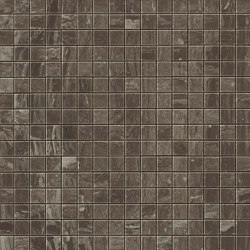 Marvel Absolute Brown Mosaico Q Matt | Ceramic tiles | Atlas Concorde