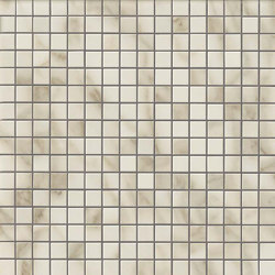 MARVEL Royal Calacatta Mosaico Matt | Ceramic tiles | Atlas Concorde