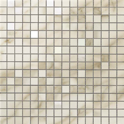 Marvel Royal Calacatta Mosaico Q | Ceramic tiles | Atlas Concorde