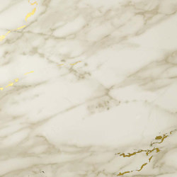 Marvel Royal Calacatta Gold Vein 2 | Ceramic tiles | Atlas Concorde