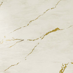 MARVEL Imperial White Gold Vein 1 | Ceramic tiles | Atlas Concorde