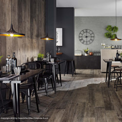 NASH Dark Oak | Ceramic tiles | Atlas Concorde