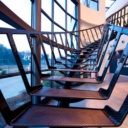 Carbon | Staircase systems | Siller Treppen