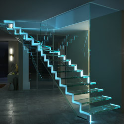 Londra LED | Staircase systems | Siller Treppen