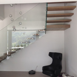 Mistral Swiss | Staircase systems | Siller Treppen