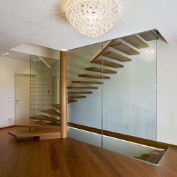 Spike | Staircase systems | Siller Treppen