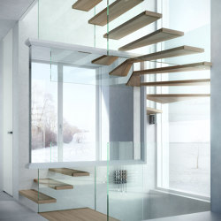 Mistral Magic | Staircase systems | Siller Treppen