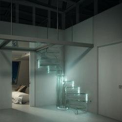 Tropic Glass | Sistemas de escalera | Siller Treppen