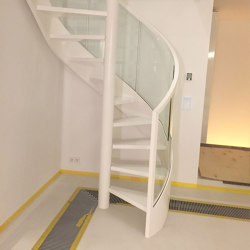 Whirpool   Staircase systems   Siller Treppen
