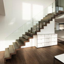 Zig-Zag Straight | Staircase systems | Siller Treppen