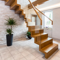 Zig-Zag Royal | Staircase systems | Siller Treppen