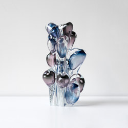 Bloom Object Large Blue Palette | Objects | SkLO