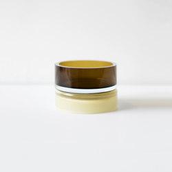 Pair Vessel 6.5 Yellow Palette | Vases | SkLO