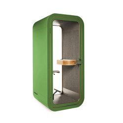 Framery O   Spring Green   Telephone booths   Framery