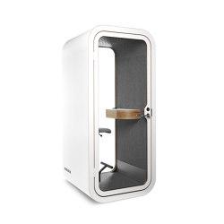 Framery O   White Glossy   Telephone booths   Framery