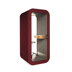 Framery O   Purple Red   Telephone booths   Framery