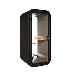 Framery O   Black   Telephone booths   Framery