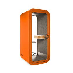 Framery O   Burned Orange   Telephone booths   Framery