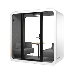 Framery Q | Meeting Maggie | Office Pods | Framery